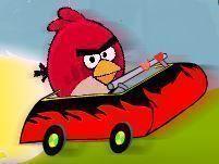 Kart Angry Birds