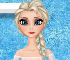 Lavar roupas sujas com Elsa
