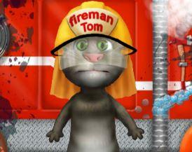 Limpar caminhão com gato virtual