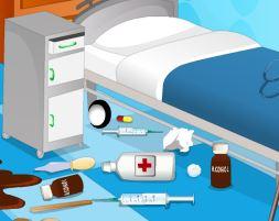 Limpar hospital