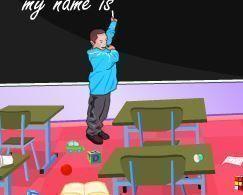Limpeza da sala de aula