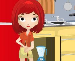 Limpeza de cozinha