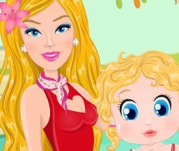 Mamãe Barbie