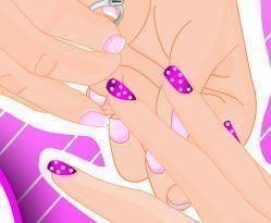 Manicure pintar unhas