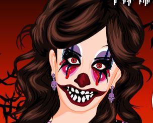 Maquiagem de Halloween Katy Perry