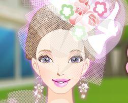 Maquiagem e moda de noivas
