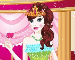 Maquiar Bela princesa Disney