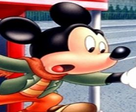 Mickey diferenças da imagem