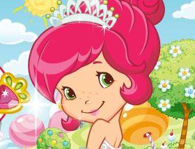 Moranguinho princesa