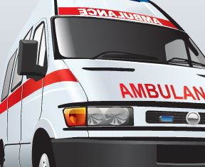 Motorista da ambulância