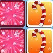 Natal jogo da memória