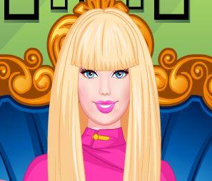 Novos penteados da Barbie