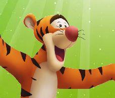 Pintar desenho do tigrão