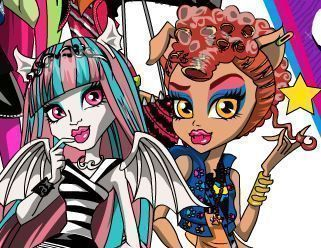 Pintar Monster High