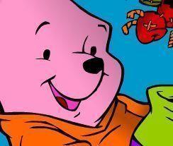 Pintar Pooh