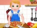 Pizza de bebê