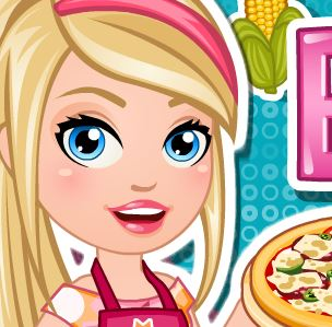 Pizza italiana receita da Barbie