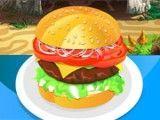 Preparar hambúrguer de carne