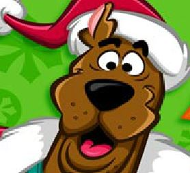 Presentes de Natal do Scooby Doo