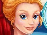 Princesa Cinderela maquiar