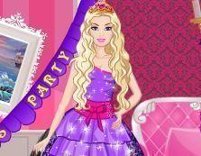 Princesa limpeza do castelo