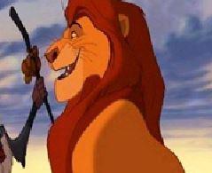 Puzzle Rei Leão