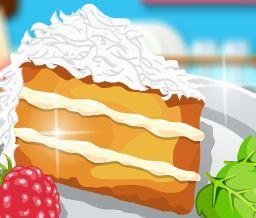 Receita de bolo de cocô