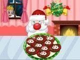 Receita de cookies de natal