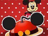 Receita do bolo do Mickey