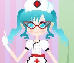 Roupas de enfermeira