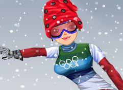 Roupas de esquiar