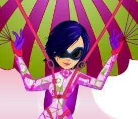 Roupas de paraquedas