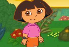 Salvar cachorro da Dora
