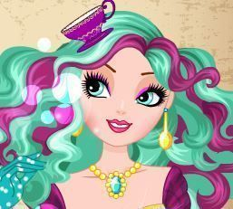 Spa da Madeline Ever After High