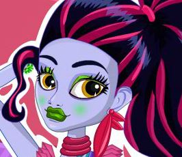 Spa para Jane Monster High