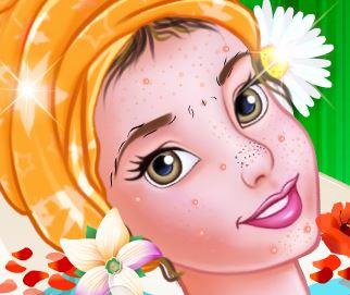 Spa para princesa Bella
