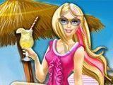 Super Barbie férias na praia