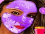 Tratamento facial Selena Gomez