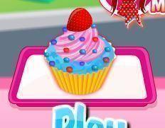 Vender cupcakes para crianças