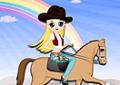 Vestir a Cowgirl