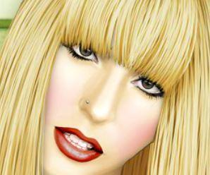 Vestir e maquiar Lady Gaga