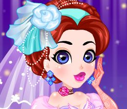 Vestir princesa para casar